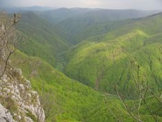 După ce urcăm prin fâneţele fermecătoare, pe traseul de drumeţie Valea Lola din tabăra noastră (www.nouasperanta.ro/tabere.php) ajungem în acest adevărat cuib de vulturi, aninat deasupra Văii Streiului. Spre nord-est, privirile fug până spre înălţimile Parângului...