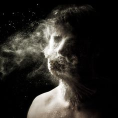 Flour Self Portrait 3  Luca Pierro 2011@ Gallery Served