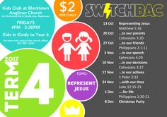 Image result for anglican church kids club program