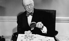 Elderly man in suit and bowtie collecting stamps - black and white vintage Best Hobbies For Men, Easy Hobbies, Hobbies For Adults, Popular Hobbies, Hobbies For Couples, Hobbies That Make Money, Hobbies And Interests, Gentlemens Guide, Finding A Hobby