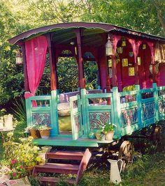 Gypsy caravan - omg love!