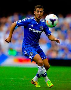 Eden Hazard - Chelsea v Hull City - Premier League