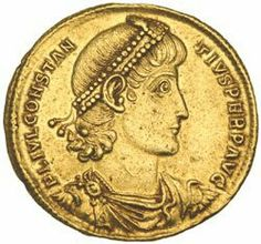 Antipope Felix II, raised to the papal throne by Constantius II after his exile of Liberius, died on the 22nd of November in 365CE