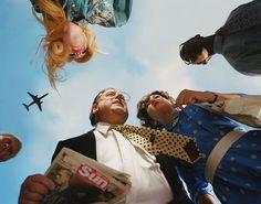 Looking Up, Part 4: Alex Prager, Hazelwood #2 (After Steven Siegel), 2014