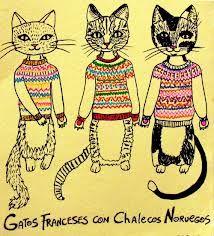 cat illustration - Google-søgning