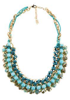 sweet deluxe - Ketting - Turquoise