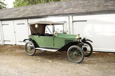 1923 Peugeot Quadrilette Type 172 Two-Seater  Chassis no. 10811