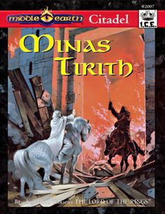 Product Line: Middle Earth Roleplaying  Product Edition: M2  Product Name: Minas Tirith  Product Type: Citadel 2nd Edition  Author: Graham Staplehurst  Stock #: 2007  ISBN: 1-55806-199-1  Publisher: ICE  Cover Price: $18.00  Page Count: 222  Format: Softcover  Release Date: 1994  Language: English