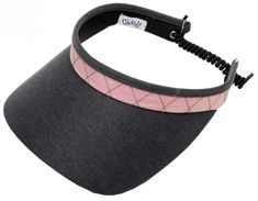 Check out our Rose Gold Quilt Glove It Ladies Print Golf Visor! Find the best golf gear and accessories at Lori's Golf Shoppe. Click through now to see this!