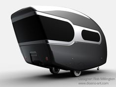The Mo.Tel (MObile hoTEL) is a creation of Rob Millington