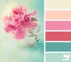 Love these colors..inspiration for my future house one day :)