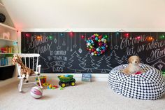 30 Creative Chalkboard Ideas