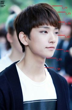 Height Chart : Joshua - 1.77 cm