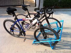 How to Make a PVC Bike Rack