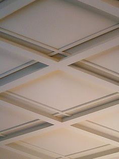ceiling detail. Great pin.. repin, share and like!