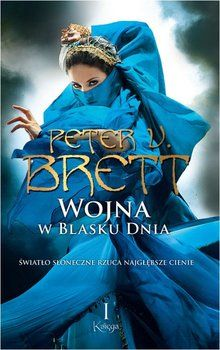Wojna w blasku dnia. Księga 1-Brett Peter V. Kawaii, Books, Movies, Movie Posters, Red, Libros, Films, Book, Film Poster