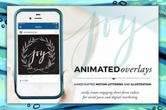 Animated Overlay - Joy (Scripted) by Baron Art Co. on @creativework247