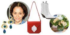 What's Inspiring ELLE Fashion Director Samira Nasr This October  - ELLE.com