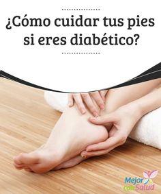 ¿Cómo cuidar tus pies si eres diabético?   Puedes comenzar por adoptar los siguientes hábitos para cuidar tus pies y tratar de hacerlos todos los días. Toma nota y ponlos en práctica,