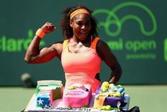 Madrid : American tennis player Serena Williams held on to the lead in the Women's Tennis Association (WTA) rankings released on Monday with 12,721 points. The rankings were unchanged this week as Russia's Maria Sharapova retained her second place followed by Romania's Simona Halep, reports Efe. The top-10 rankings: 1. Serena Williams (US) 12,721 points 2. Maria Sharapova (Russia) 6,490...  Read More