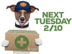 Our next Affordable Pet Vaccines Inc. Clinic is happening here at the store on Tuesday, February 10th, 2015 from 5-7pm! Don't miss it :D
