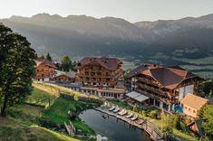 Natur- und Wellnesshotel in der Steiermark: Höflehner - The Chill Report Meditation, Spa, Relax, Austria, Mansions, House Styles, Hotels, Home Decor, Hiking Trails