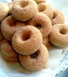 *Rook No. recipes, crafts & whimsies for spreading joy*: Snickerdoodle Doughnut Gems {Gluten-free, baked mini doughnuts} Weed Recipes, Marijuana Recipes, Donut Recipes, Baking Recipes, Cannabis Edibles, Cannabis Oil, Fried Donuts, Mini Doughnuts, Doughnut Pan
