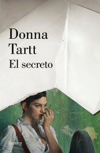 Entre montones de libros: El secreto. Donna Tartt