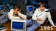 "Men's Vogue on Bill Gates's Style: ""A Fashionable Guy"""
