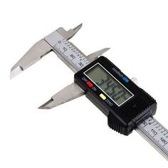 [USD8.51] [EUR8.11] [GBP6.41] LCD Digital Vernier Caliper/Micrometer, Measure Range: 150 mm (6 inch)