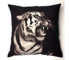 Now that's a fierce pillow.