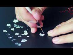 Tập 3 - Hướng Dẫn Vẽ Cọ Tóc và Cọ Bản - YouTube Ceramic Painting, Fabric Painting, Dog Coat Pattern, Beautycounter Makeup, Subtle Nails, Nail Art Techniques, Painted Nail Art, Nails First, Manicure Y Pedicure