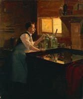 Brownell, Franklin - Le photographe - Musée des Beaux-Arts du Canada, Ottawa