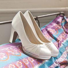 Hochzeitsschuh Kimberly von Rainbow - Braut Boutique