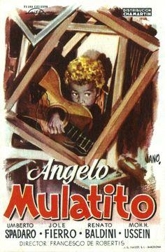 """Mulatito (1950) """"Il mulatto"""" de Francesco De Robertis - tt0041668"""