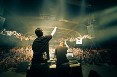 Zeds Dead & Dillon Francis at Red Rocks Amphitheater