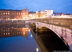 """Cork, Ireland. - Cork is often referred to as the """"real capital of Ireland."""""""