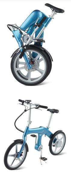 Enjoy the best rides in town with a self charging electric bike!  - www.MyWonderList.com