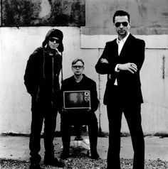 Listen to music from Depeche Mode like Enjoy the Silence, Just Can't Get Enough & more. Find the latest tracks, albums, and images from Depeche Mode. Rick Astley, Dave Gahan, Clint Eastwood, Miles Davis, Great Bands, Cool Bands, Bowie, Mode Hollywood, Martin Gore
