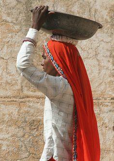 Jaipur Worker, India.