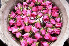 розовая вода вместо тоника