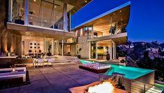 Producer Avicii new mansion in Los Angeles