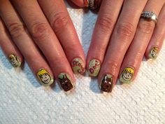 Scooby doo scooby doo nail art pinterest scooby doo nail art pinterest prinsesfo Image collections