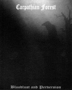 Carpathian Forest - Bloodlust and Perversion Carpathian Forest, Back To Black, Black And White, Extreme Metal, Black Death, Band Memes, Metal Girl, Aesthetic Collage, Death Metal