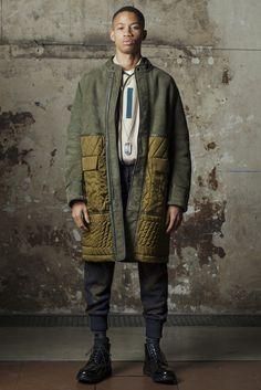 【ルック】「OAMC」2016-17年秋冬パリ・メンズ・コレクション | 2016-17 FW PARIS MEN'S COLLECTION | OAMC | COLLECTION | WWD JAPAN.COM