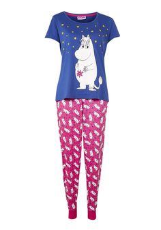 Clothing at Tesco | Moomin Pyjamas > nightwear > Women's nightwear > Women