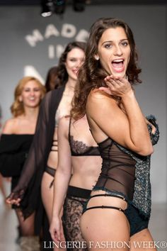 Shop the look at andreeciccarelli.com Photo credit Lingerie Fashion Week®