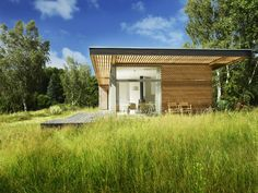 Prefabricated - for the site of your choice. Patrick Frey + Björn Götte: Sommerhaus Piu.