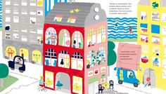 Etana Editions: House Around the corner (Talo kulman takana)
