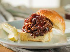 Slow Cooker Beef Brisket recipe from Trisha Yearwood via Food Network